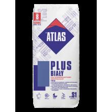 ATLAS Klej PLUS Biały elastyczny 25kg