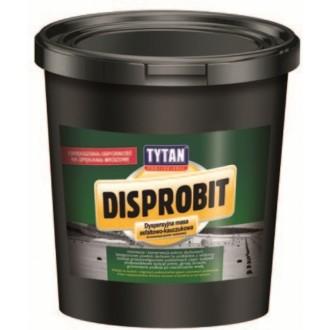 Dyspersyjna masa asfaltowo - kauczukowa Disprobit Tytan
