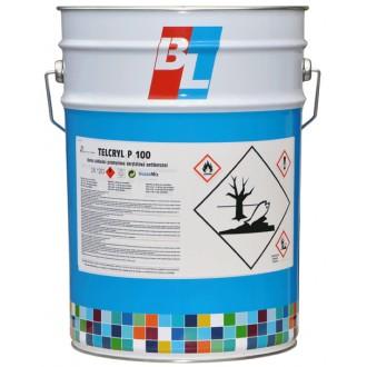 Farba przemysłowa akrylatowa antykorozyjna Telcryl P 100 - Teluria