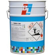 Farba podkładowa przemysłowa dwuskładnikowa epoksydowa z zawartością miki żelaza Telpox S 200 - Teluria
