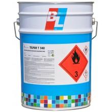 Farba nawierzchniowa przemysłowa poliuretanowa dwuskładnikowa połyskowa Telpur T 340 - Teluria