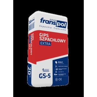 FRANSPOL Extra GS-5, gips szpachlowy.