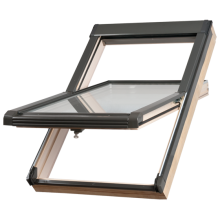OKPOL okno drewno ENEVI VSO E3 78x118