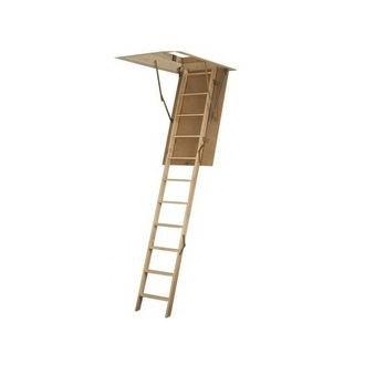 Okpol schody strychowe TERMO 120x70