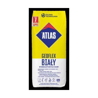 Atlas premium GEOFLEX Biały