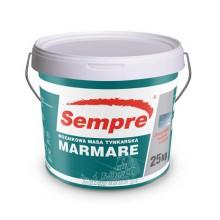Tynk mozaikowy SEMPRE MARMARE 15kg
