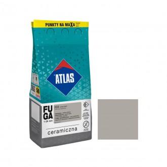 Fuga ceramiczna Atlas 203 stalowy 5kg