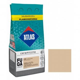 Atlas Fuga Ceramiczna Cappucino 206 5kg