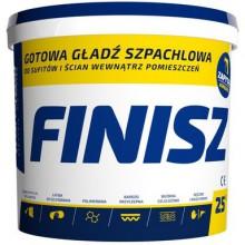 FINISZ gładź szpachlowa 25kg FRANSPOL