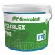 GREINPLAST tynk biohydrofobowy silikon 1,5mm 25kg