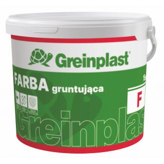 GREINPLAST farba gruntująca F biała 15kg