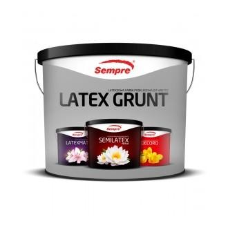 Emulsja gruntująca lateksowa Latex Grunt Sempre