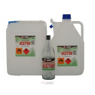 Aceton - rozpuszczalnik uniwersalny