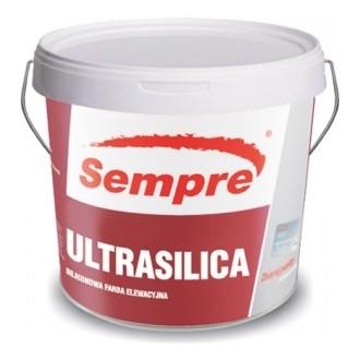 Elewacyjna farba silikonowa Sepre Ultrasilica