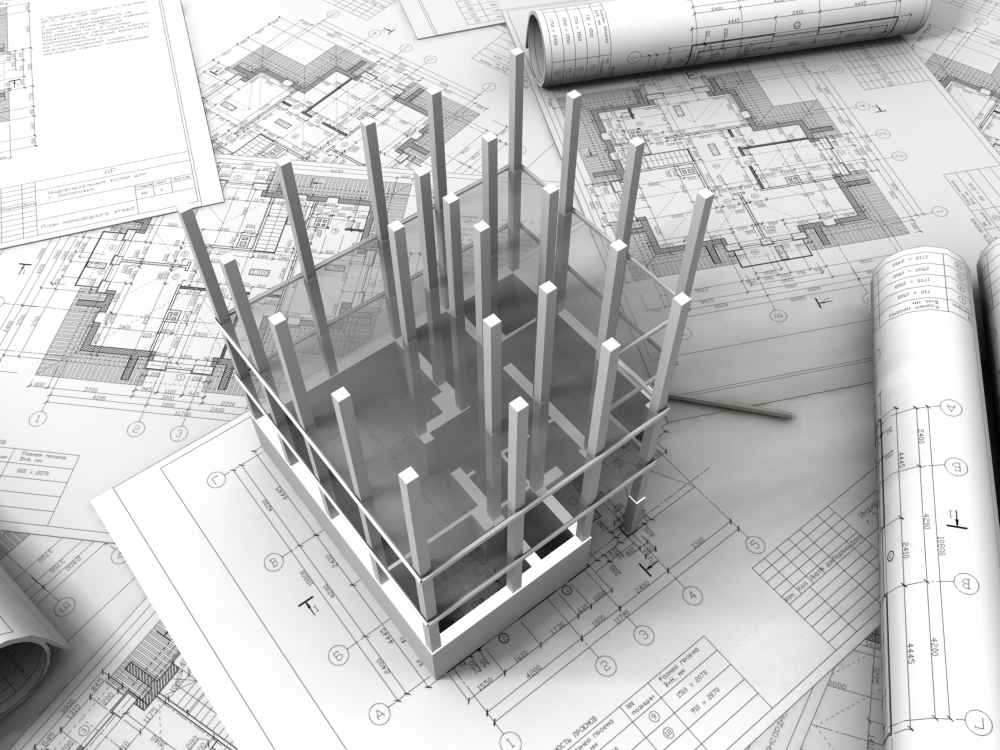 konstrukcje stalowe schemat