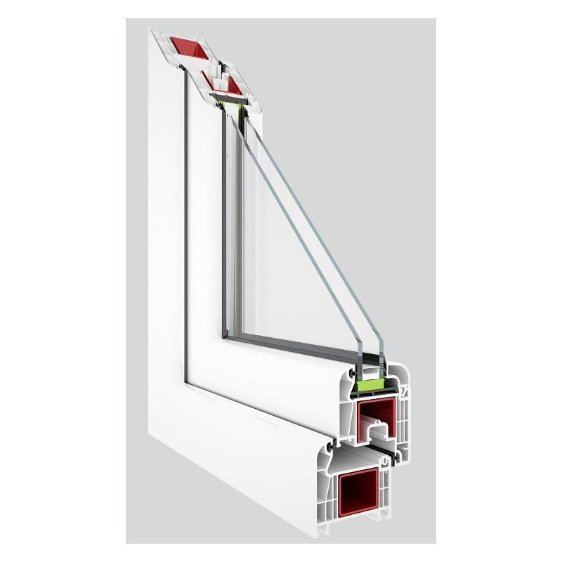 okno pcv clasictherm sonarol